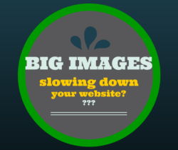 Speeding up websites with image optimization