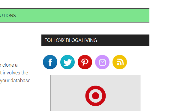 Review: Top 25 Social Icons plugin