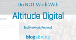 Do NOT work with Altitude Digital